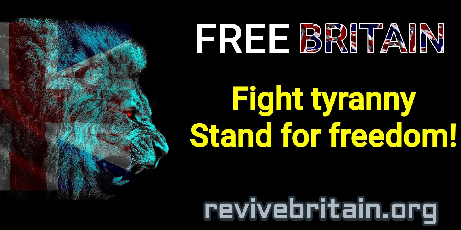 REVIVE BRITAIN